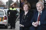 Utajená dcera Hlaváčové (80) a Munzara (85): Tereza se zapletla s policií!