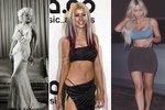 Ideál ženské postavy: Jak se měnil během posledních sta let?