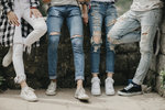 "What are your favorite jeans to tell you: Do you work as a careless or fashionable image? ""Width ="" 120px ""tall ="" 80px"
