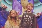 Hilary Duff oslavila 6. narozeniny svého syna