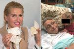 Olga Menzelová poprvé o kolapsu manžela: Našla jsem ho bezvládně ležet na zemi!