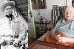 Limonádový Joe Karel Fiala (92) trpí: Dva roky vězněm ve vlastním bytě!