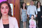 Rodičům Nicolky (5) řekli, že se tří let nedožije: V ČR se léčit nemůže, pomozte, vyzývají Adam Mišík, miss Habáňová a další