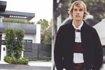 Nový dům Justina Biebera za 223 milionů! Fotky z letadla odhalily luxus