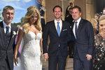 Babiše a Moniku navštívil gay premiér. Koho má doma Merkelová či Pellegrini?