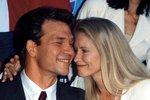 Patrick Swayze: Idol z Hříšného tance miloval do konce života jedinou ženu