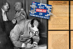 Proč dali Hitlerovi delší mnichovskou dohodu? Vražda, či sebevražda, dali Čechům na výběr