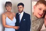 Rakovina penisu zabila fotbalistu (†26)! Jen pár týdnů před narozením dcerky