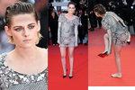 Unavená Stewart ze Stmívání v Cannes: Zahodila boty!