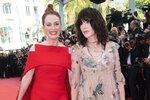 Julianne Moore a Isabelle Adjani