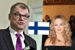 Babiš chce řešit ve Finsku kůrovce, školství a dezinformace. A co tam dělá manželka?