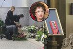 Pohřeb české Baby Vangy Skálové (†69): Proč ho Boušková prošvihla?