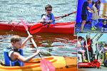 Spousta zábavy na břehu Vltavy pro děti