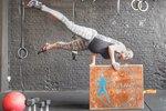 Švédka Anna-Lee Markstedt (40) podávala celé těhotenství mimořádné sportovní výkony