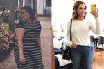 Alicia dokázala zhubnout celých šestatřicet kilogramů.