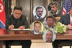 České politiky zaujal Trumpův tah na branku. Co říkají Babiš a spol. na summit s Kimem?