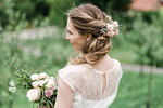 Svatební šaty od Ta Lucie.