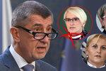 Babiš odtajnil ministry za ANO. Sází na dvě nové ženy, Šlechtová v příští vládě nebude