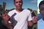 Těhotná přítelkyně zastřelila youtubera Pedra (†22): Poslední vteřiny života točili na video