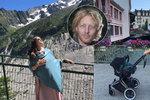 Druhá Janečkova manželka Lilia: Novorozenou dceru odvezla do Bhútánu
