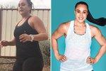 Z obézní holky fitnesskou na titulní straně časopisu!