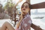 I sluneční brýle mohou vystihovat vaši osobnost.