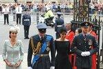 Oba páry se objevily na veřejnosti u příležitosti stého výročí královského letectva