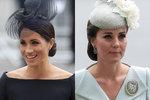Vévodkyně Meghan a vévodkyně Kate