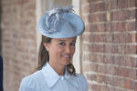 Pippa Middleton měsíc po porodu prozradila jméno syna: Uctila mrtvého švagra!