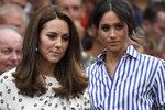 Těhotenství Meghan: Trpí stejnými nevolnostmi jako vévodkyně Kate!