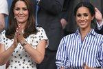 Kate Middleton vs. Meghan Markle. Která z nich má vyladěnější styl?