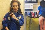 Nejvíc sexy doktorka v Moskvě: V práci ji za fotky nepochválili, ale vás zaručeně rozpálí