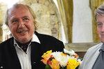Malíř Kristian Kodet slavil 70. narozeniny: Štaidl jako kůl v plotě