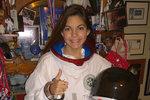 Je jí teprve 17 a je součástí NASA programu. Chce být prvním člověkem, co přistane na Marsu