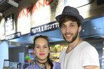 Michaela Tomešová s manželem