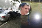 Půl lahve vodky a sedl za volant: Zbohatlický synek zabil nastávajícího otce