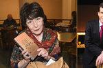 Železný o smrti mámy Marty Davouze (†73): Když umírala, připravoval jsem si pohřební řeč