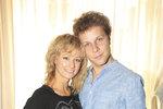 Tanečník a choreograf Jan Onder s bývalou přítelkyní Lucií Hunčárovou.