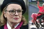 Kamila Moučková (90) po operaci krčku: Odpustila Brejchové zradu!