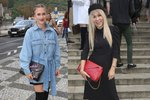 Celebrity na Mercedez-Benz Prague Fashion Weeku