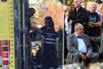 Schwarzenbergovi (80) se udělalo zle a upadl: První slova po transportu do nemocnice