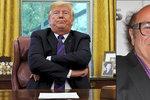 Idiotský prezident! Danny DeVito se pustil do Donalda Trumpa