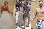 Dámy mají smůlu, Muž roku 2015 je ženatý! Romantickou veselku si odbyl v Řecku