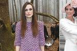 Keira Knightley drsně osočila vévodkyni Kate: Přetvářka po hypnoporodu