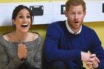 Vévodkyně Meghan a princ Harry očekávají svého prvního potomka