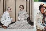 Jindra z Princezny ze mlejna jako žena! Problémy s podpatky a korzetovou sukní