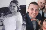 Smrt krásné Juliány († 22): Život si drasticky vzala jen rok po svatbě