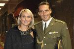 Roman s manželkou.