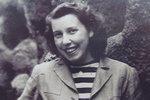 Paní Dubová po válce