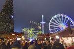 Vánoce v Londýně, Paříži a Amsterdamu: Kde mají trhy s pouťovými atrakcemi?